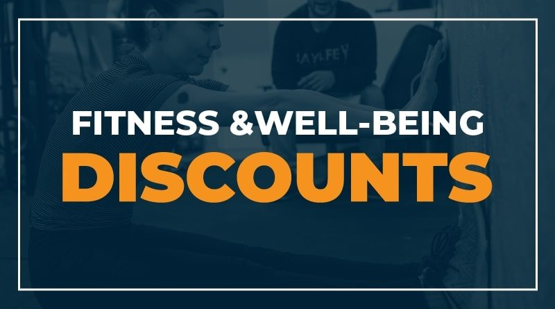 Fitness and Well Being Discounts for Healthcare Workers and First Responders
