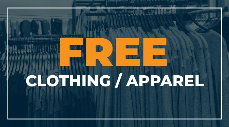 Free Clothing and apparel for healthcare workers