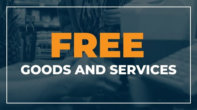 Free Goods and Services